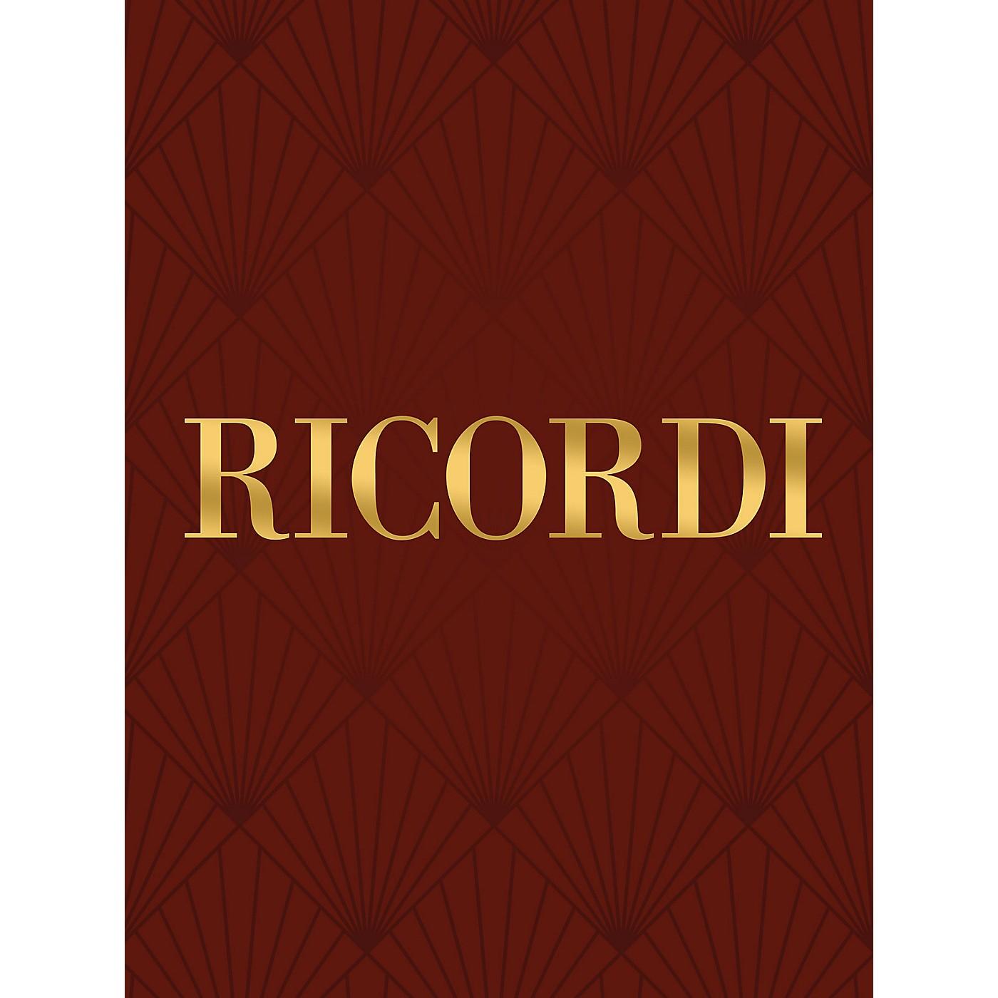 Ricordi 6 Suites (Violin Solo) String Solo Series Composed by Johann Sebastian Bach thumbnail