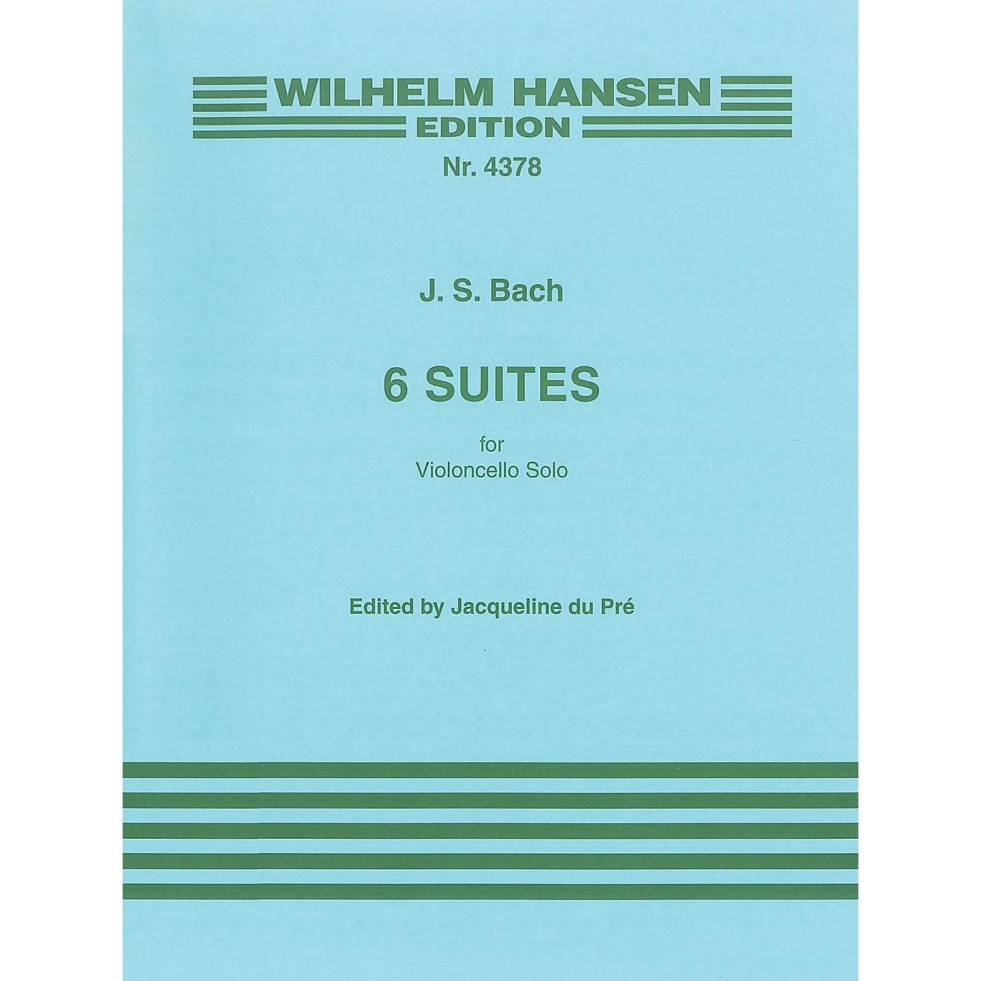 Music Sales 6 Suites for Solo Violoncello Music Sales America Series thumbnail
