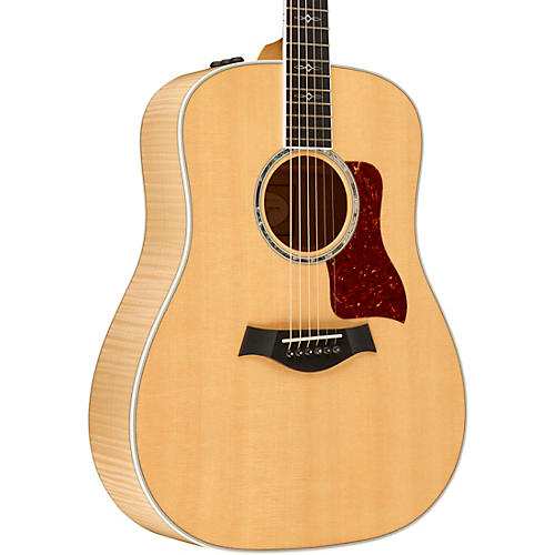 Taylor 600 Series 2014 610e Dreadnought Acoustic-Electric Guitar thumbnail
