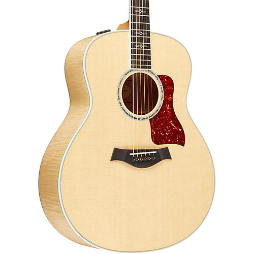 Taylor 600 Series 2014 618e Grand Orchestra Acoustic-Electric Guitar thumbnail