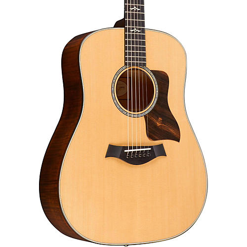 Taylor 600 Series 610 Dreadnought Acoustic Guitar 2015 thumbnail