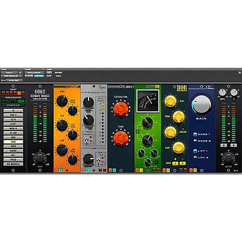 McDSP 6060 Ultimate Module Collection Native v6 thumbnail