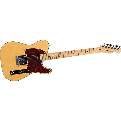Fender 60th Anniversary Lamboo Telecaster Electric Guitar thumbnail