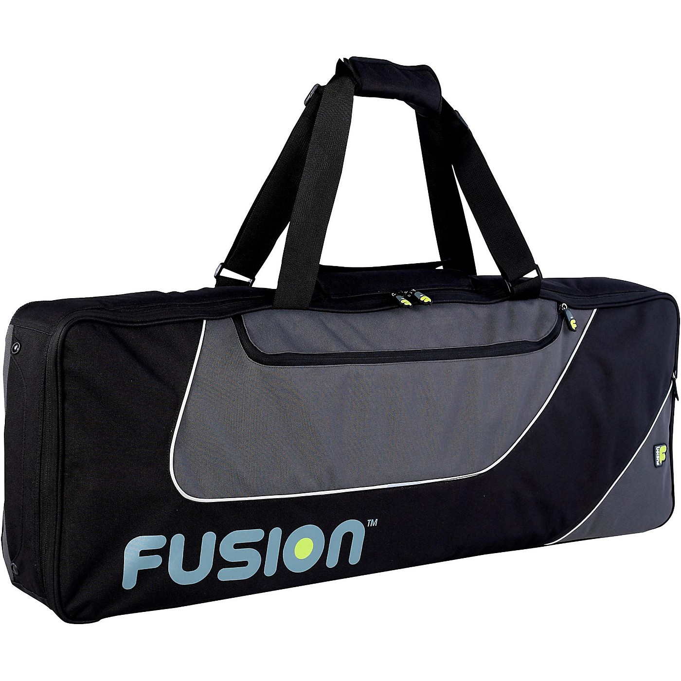 Fusion 61-76 Key Keyboard Bag with Backpack Straps thumbnail