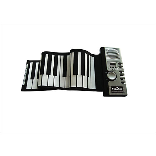 Fzone 61-Key Roll Up Electric Piano thumbnail