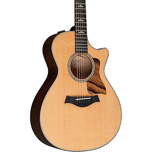 Taylor 612ce V-Class Grand Concert Acoustic-Electric Guitar thumbnail