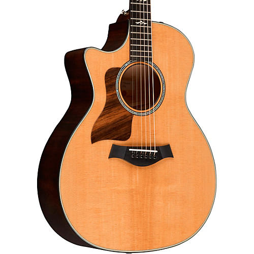 Taylor 614ce-LH V-Class Left-Handed Grand Auditorium Acoustic-Electric Guitar thumbnail