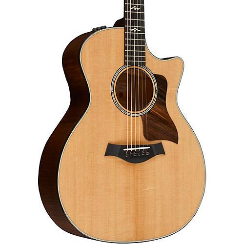 Taylor 614ce V-Class Grand Auditorium Acoustic-Electric Guitar thumbnail