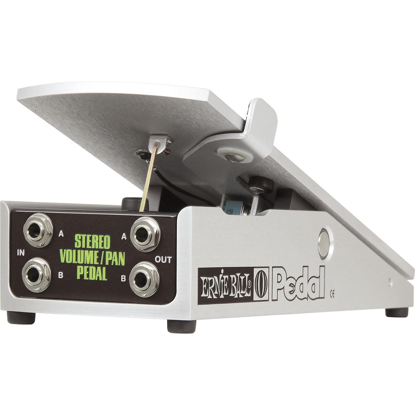 Ernie Ball 6165 Stereo Volume/Pan Pedal thumbnail