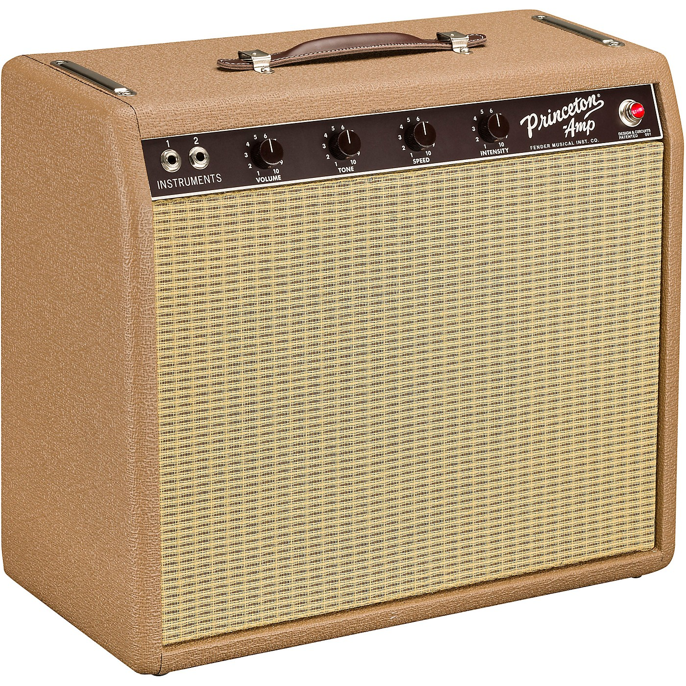 Fender '62 Princeton Chris Stapleton Edition 12W 1x12 Tube Guitar Combo Amp thumbnail