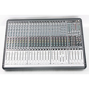 Mackie Onyx 24.4 Premium 24-Channel Analog Live Sound Mixing Console 888365339788