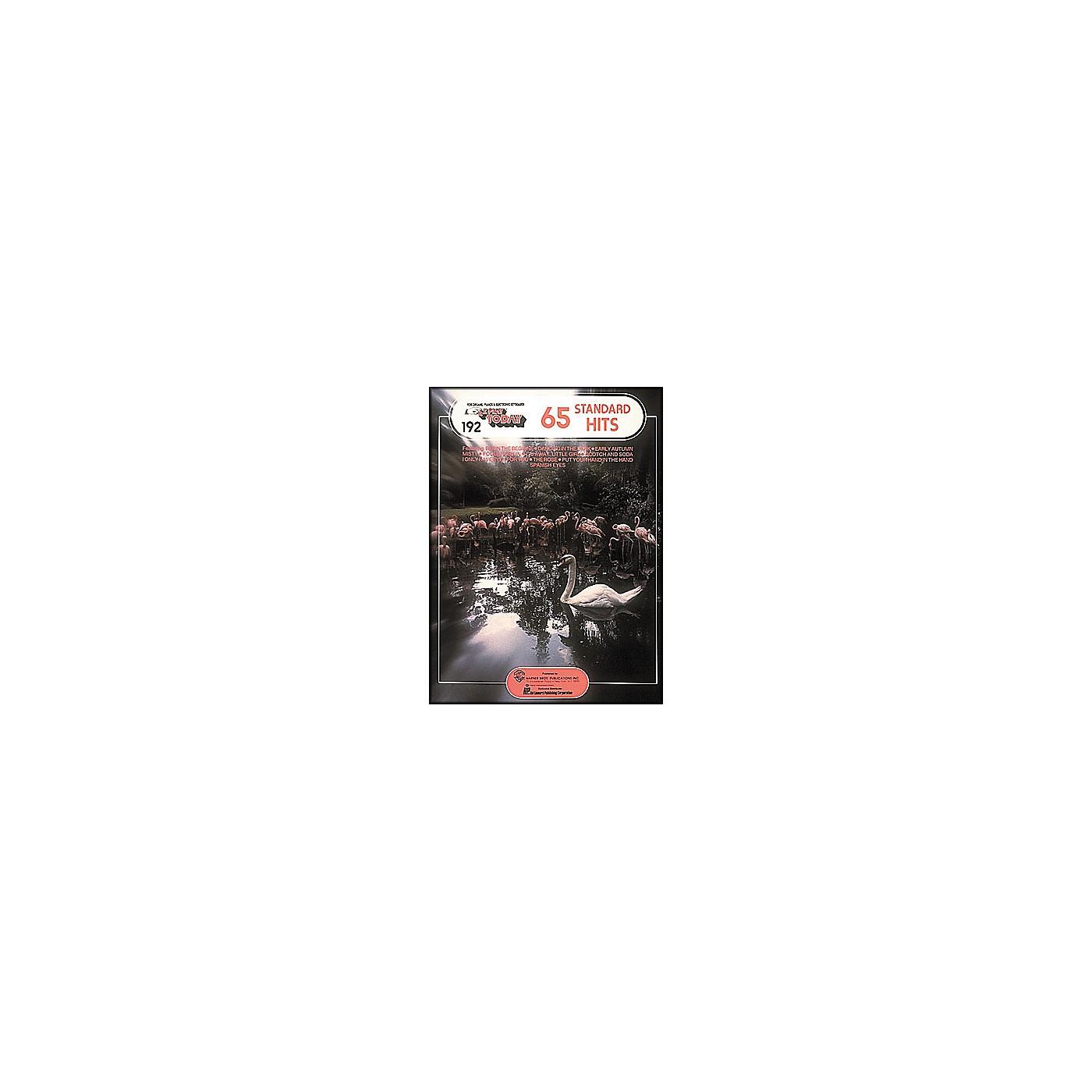 Hal Leonard 65 Standard Hits E-Z Play 192 thumbnail