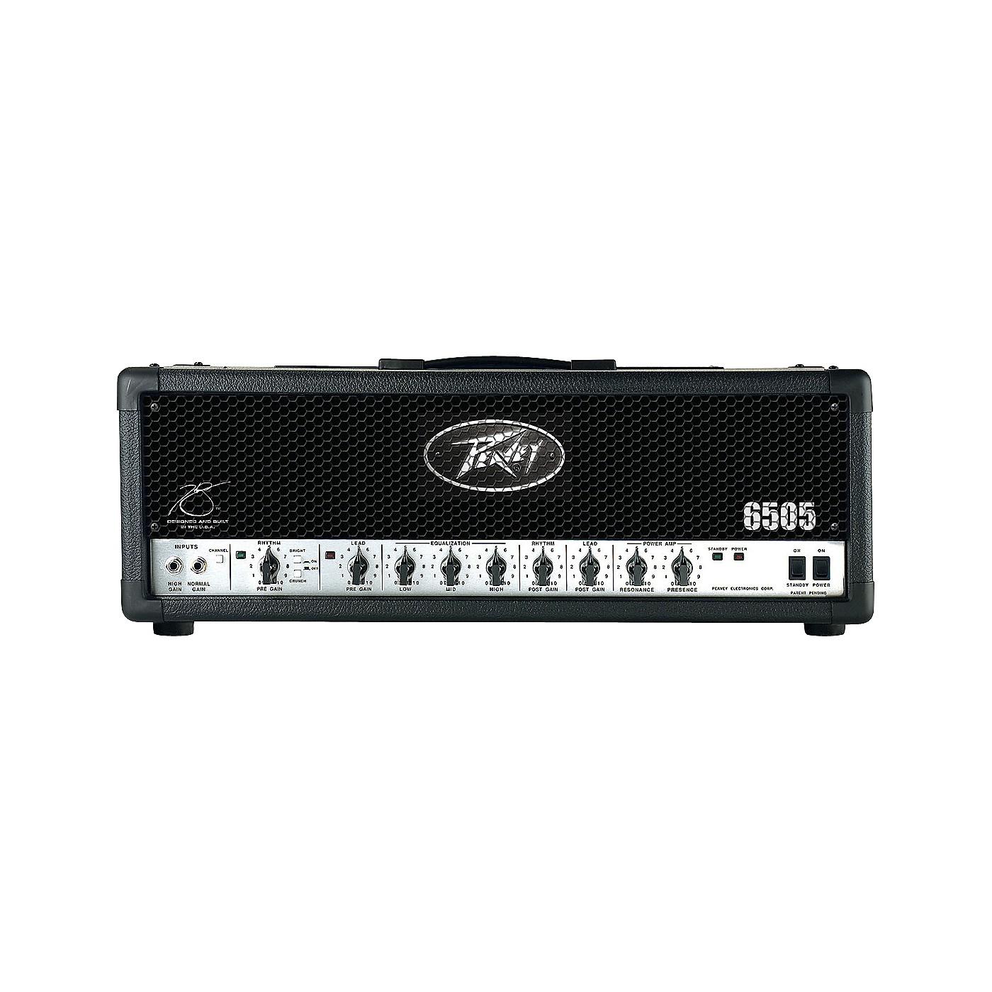 Peavey 6505 120W Guitar Amp Head thumbnail