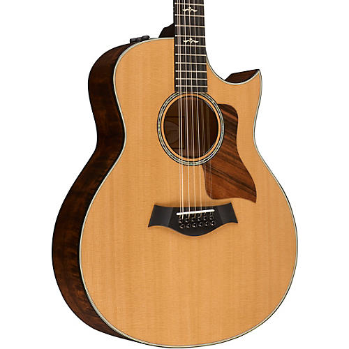 Taylor 656ce Grand Symphony 12-String Acoustic-Electric Guitar thumbnail