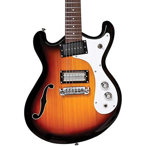 Danelectro '66 Classic Semi-Hollow Electric Guitar thumbnail