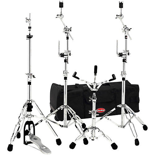 Gibraltar 6700 Gig Pack Drum Hardware Pack with 33 in. Rolling Bag thumbnail