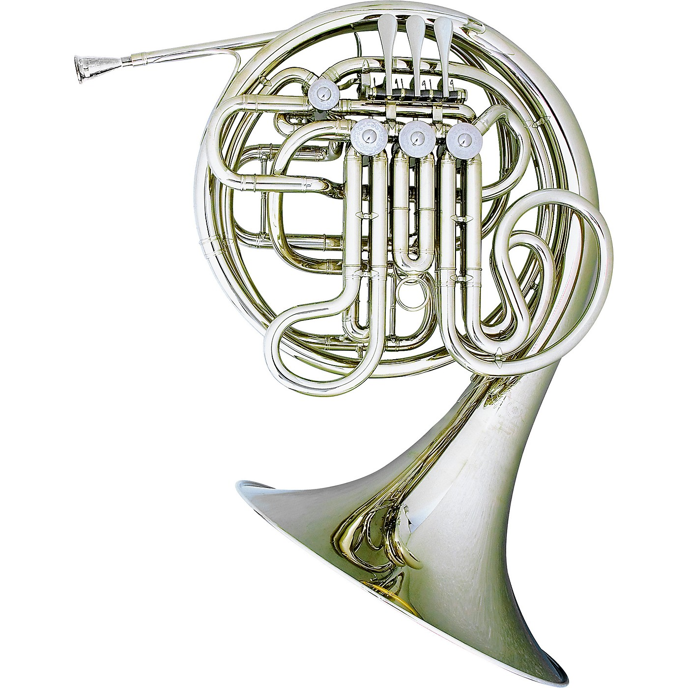 Hans Hoyer 6802NS Heritage Kruspe Series Double Horn with String Linkage and Fixed Bell thumbnail