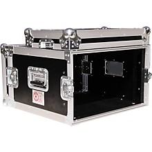 "Eurolite 6U 19"" Rack Mount Amp Case"
