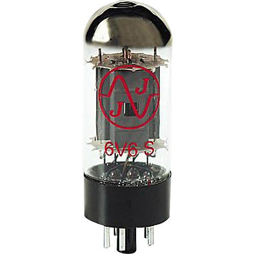 JJ Electronics 6V6 Power Vacuum Tube thumbnail