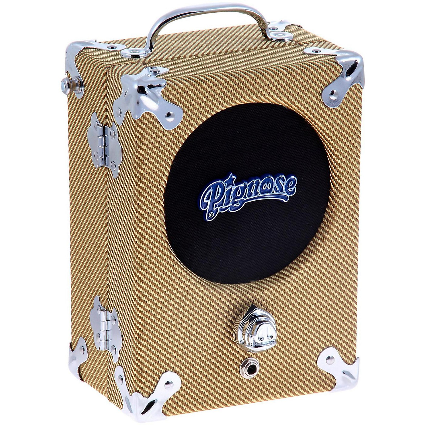 Pignose 7-100TW 5W 1x5 Tweed Portable Guitar Combo Amplifier thumbnail