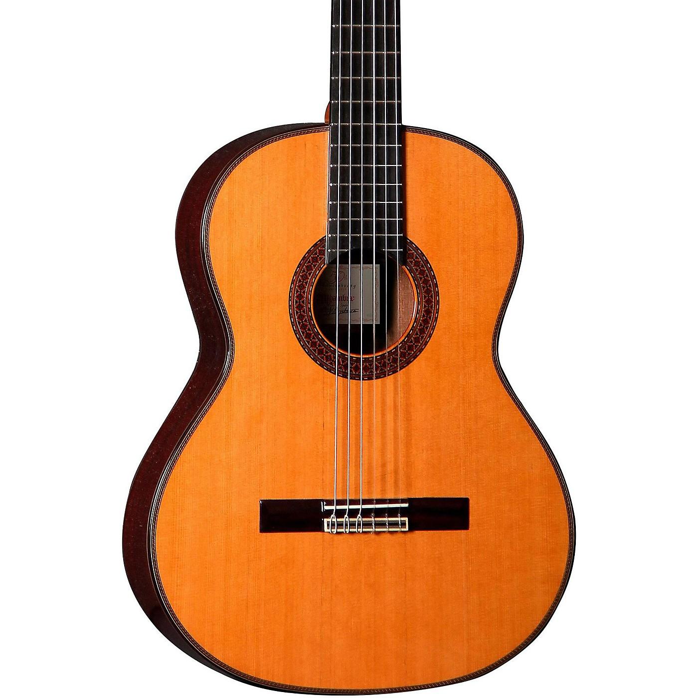 Alhambra 7 C Classical Acoustic Guitar thumbnail