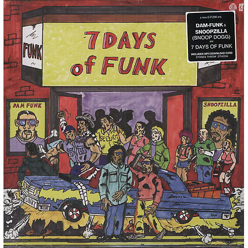 Alliance 7 Days of Funk - 7 Days of Funk thumbnail
