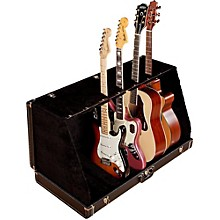 Fender 7 Guitar Case Stand