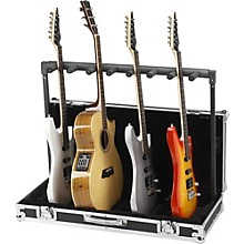 Road Runner 7 Guitar Stand Flightcase