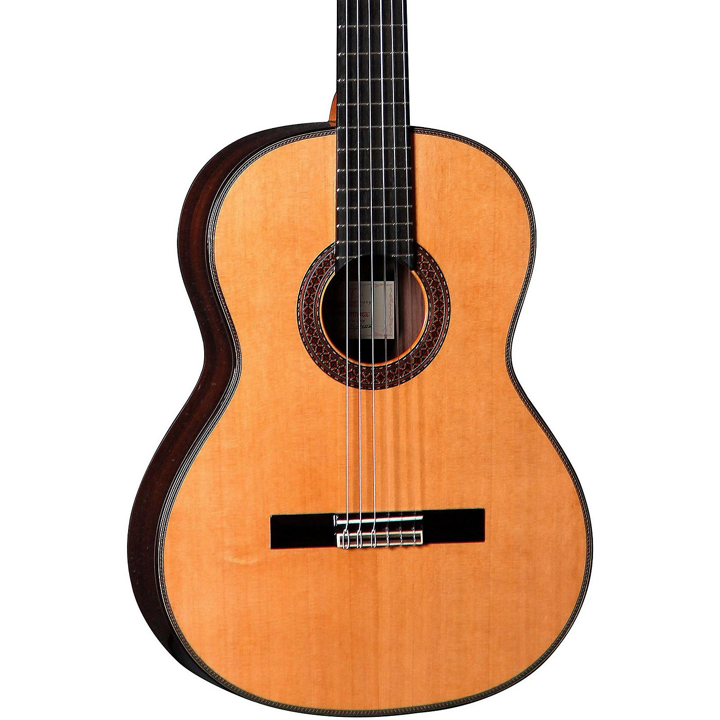 Alhambra 7 P Classical Acoustic Guitar thumbnail