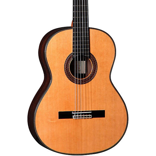 Alhambra 7 P Classical Acoustic Guitar thumbnail