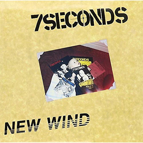 Alliance 7 Seconds - New Wind thumbnail