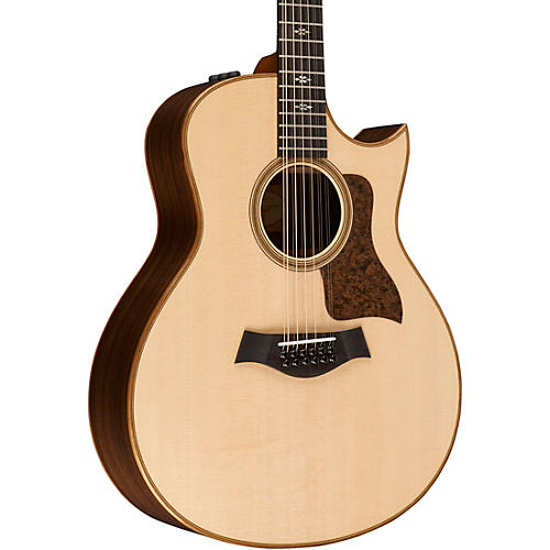 Taylor 700 Series 756ce Grand Symphony 12-String Acoustic-Electric Guitar thumbnail