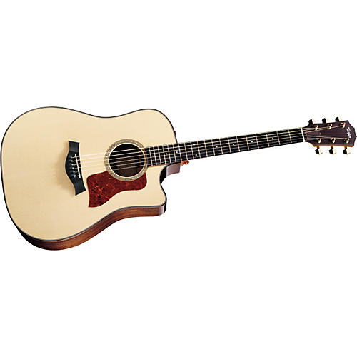 Taylor 710ce-L Rosewood/Spruce Dreadnought Left-Handed Acoustic-Electric Guitar thumbnail