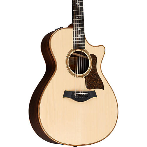 Taylor 712ce V-Class Grand Concert Acoustic-Electric Guitar thumbnail