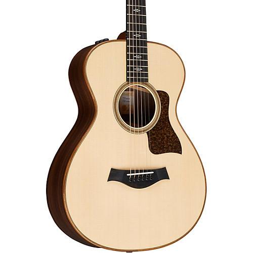 Taylor 712e V-Class 12-Fret Grand Concert Acoustic-Electric Guitar thumbnail