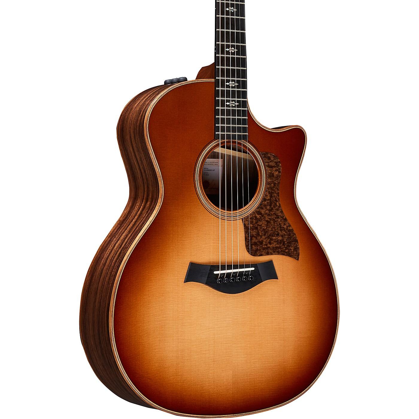 Taylor 714ce V-Class Grand Auditorium Acoustic-Electric Guitar thumbnail