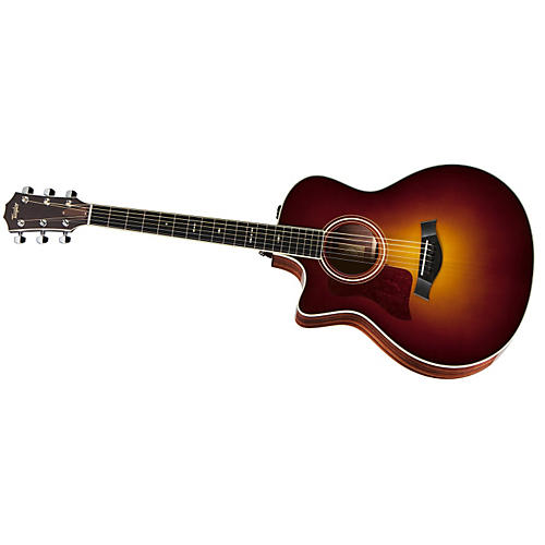 Taylor 716ce-L Rosewood/Spruce Grand Symphony Left-Handed Acoustic-Electric Guitar thumbnail