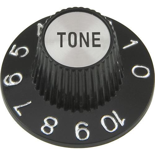 Fender '72 Telecaster Skirted Black Tone Knob thumbnail
