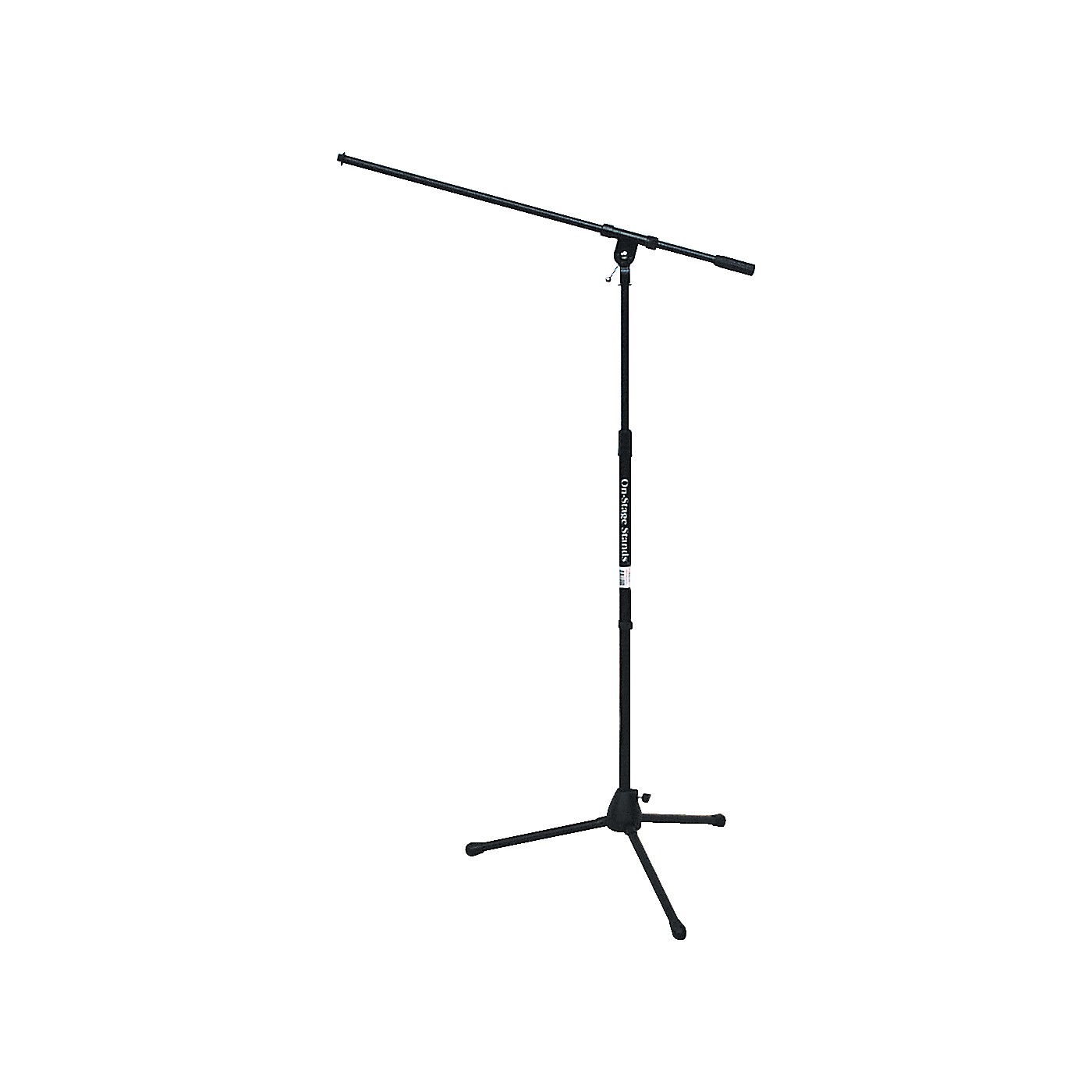 On-Stage 72010 Tripod Mic Stand with Boom thumbnail