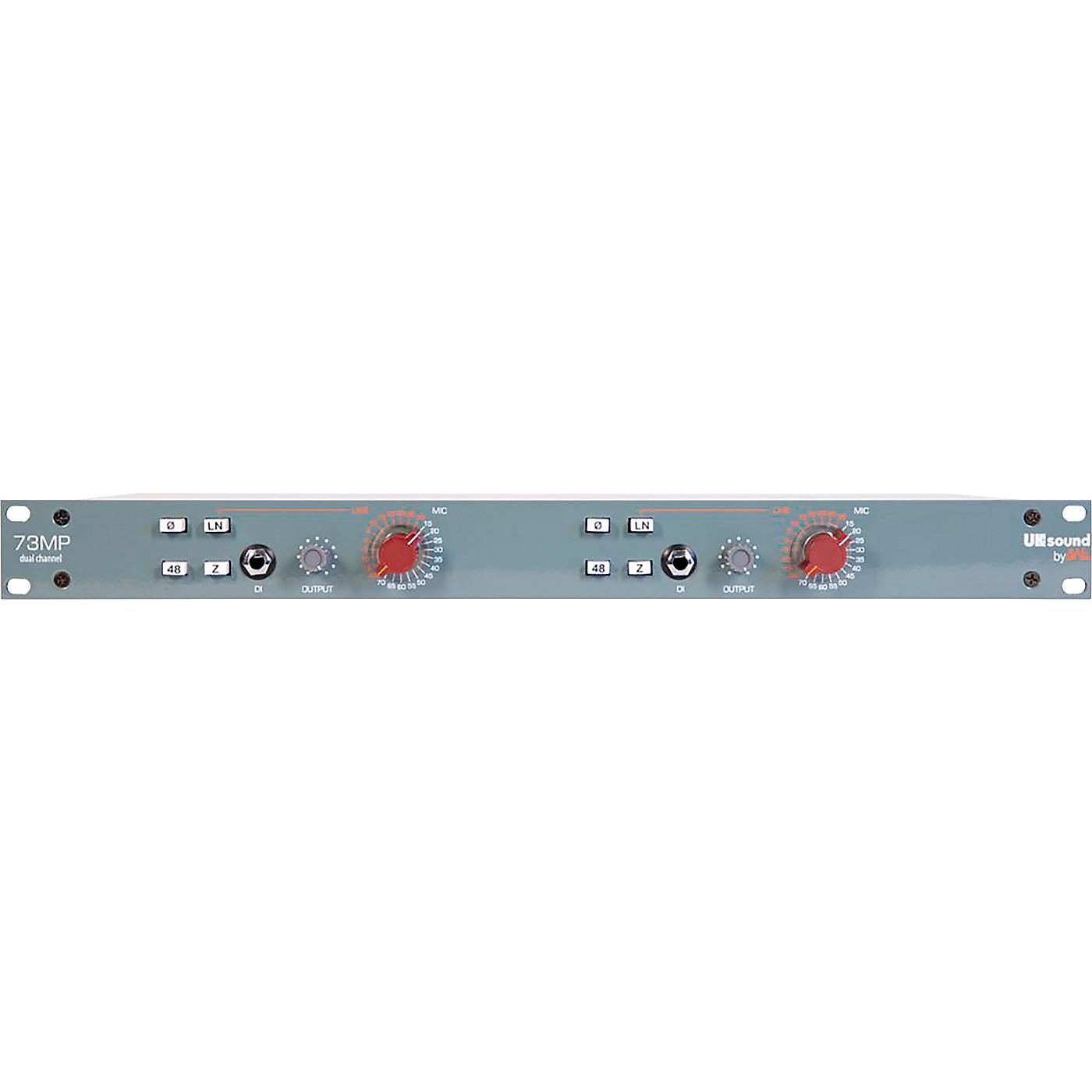 UK Sound 73MP Dual Channel Mic Pre thumbnail