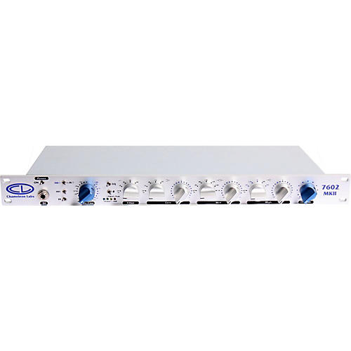 Chameleon Labs 7602 MKII Microphone Preamplifier/Equalizer thumbnail