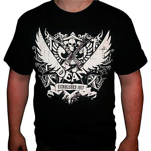 Dean 77 Crest Black T-Shirt thumbnail