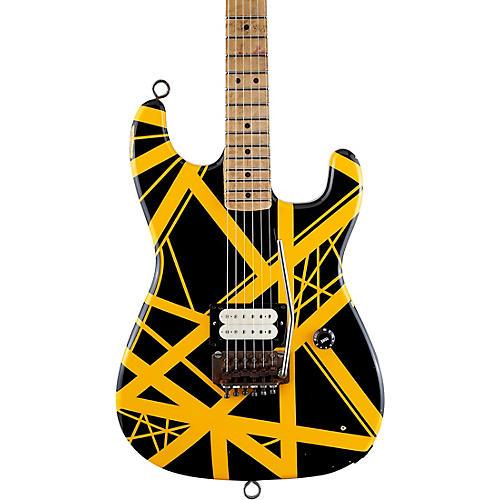 EVH '79 Bumblebee Electric Guitar thumbnail