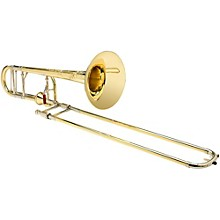 S.E. SHIRES 7YLW Custom Model Axial-Flow F Attachment Trombone
