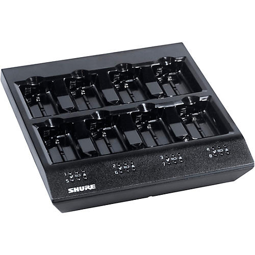 Shure 8 Bay Battery Charger thumbnail