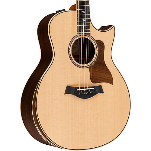 Taylor 800 Deluxe Series 816ce DLX Grand Symphony Acoustic-Electric Guitar thumbnail