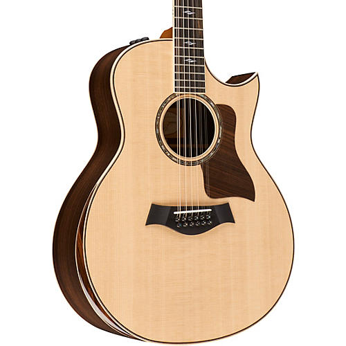 Taylor 800 Series 856ce 12-String Grand Symphony Acoustic-Electric Guitar thumbnail