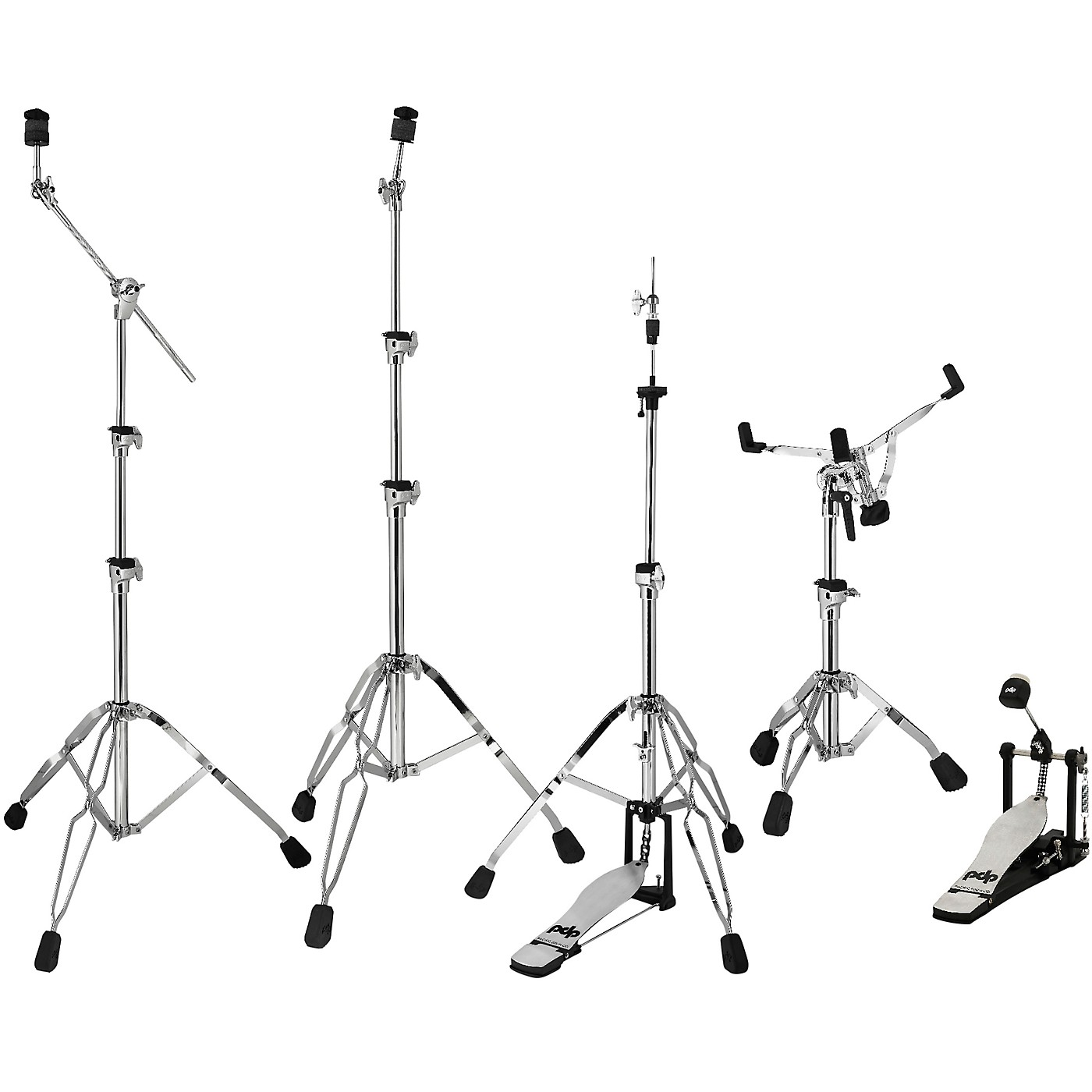 PDP by DW 800 Series Medium-Weight 5-Piece Hardware Pack thumbnail
