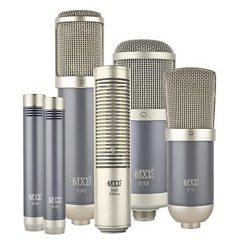 MXL 800 Series Microphone Bundle-thumbnail