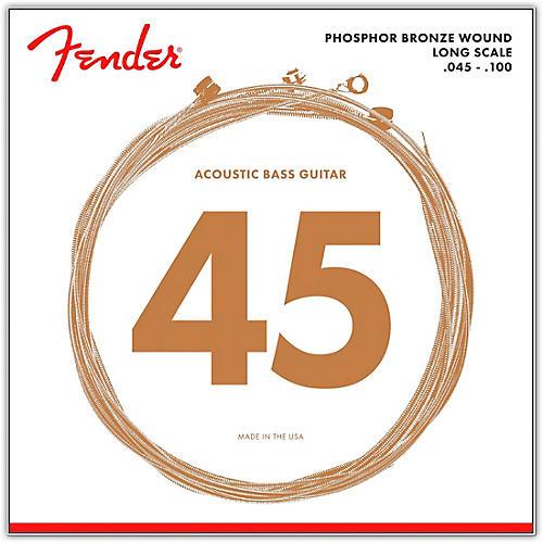 Fender 8060 PHOSPHOR BRONZE ACOUSTIC BASS STRINGS thumbnail